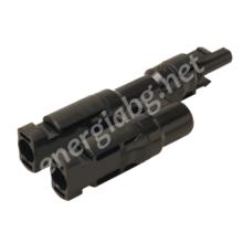 Разклонител за соларен кабел - МС4 / мъжки