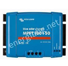 Соларен контролер BlueSolar MPPT 100/50