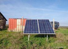 Соларна система с.Росеново 520Wp