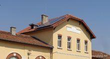Соларна инсталация гара. Суворово