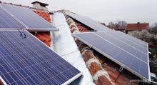 Соларна фотоволтаична система за продажба на ток гр.Дебелт