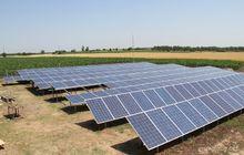 Соларна система с.Ново село, Русенско, напояване