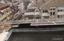 Соларна система Жилищна сграда, гр.Бургас