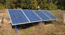 Соларна система за ток за дома, с.Голямо Буково