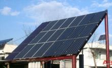 Соларна система за ток гр. Несебър, автосервиз Citroen