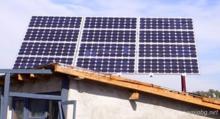 Соларна система за ток с. Приселци, обл. Варна