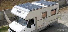 Соларна система върху Кемпер Fiat Ducato