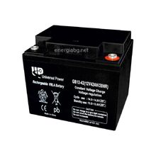 GB AGM-VRLA акумулатор 12V 42Ah