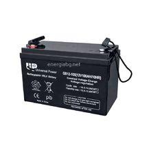 GB AGM-VRLA акумулатор 12V 100Ah