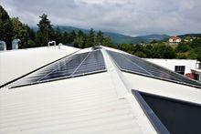 Мрежова фотоволтаична система 30kWp за собствени нужди с. Зелена Морава