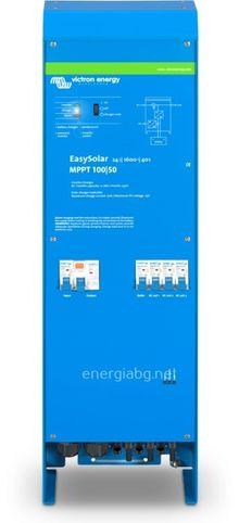 Соларен инвертор EasySolar 24V/1600VA с вграден MPPT контролер 100/50