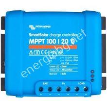 Соларен контролер SmartSolar MPPT 100/20