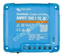 Соларен контролер SmartSolar MPPT 100/15