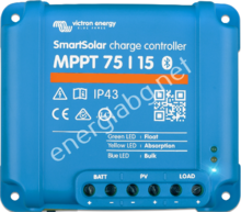 Соларен контролер SmartSolar MPPT 75/15