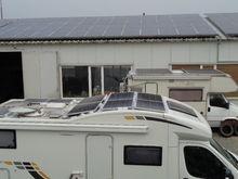 Соларна фотоволтаична система за захранване на кемпер