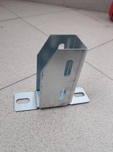 Опора-пета HO за монтажен профил H40,H50 /Zn за соларни системи